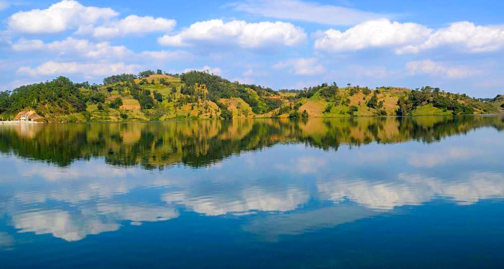 君龙湖水利风景区