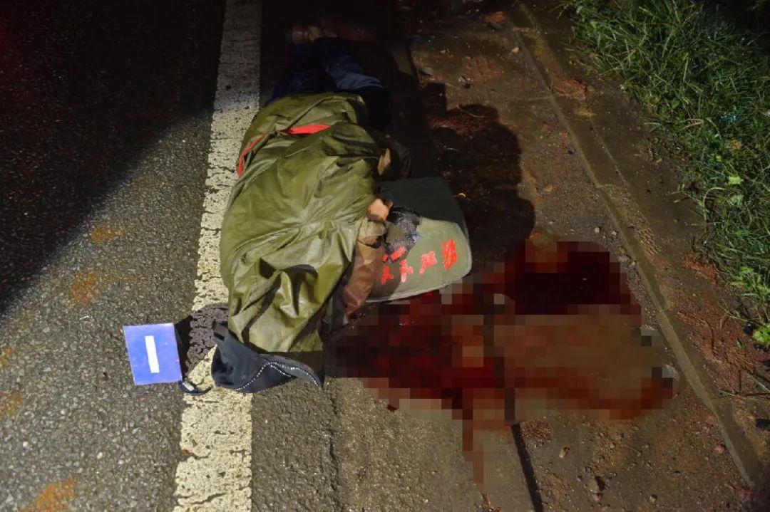 砚山一司机肇事致人死亡,逃逸6天后被找到……