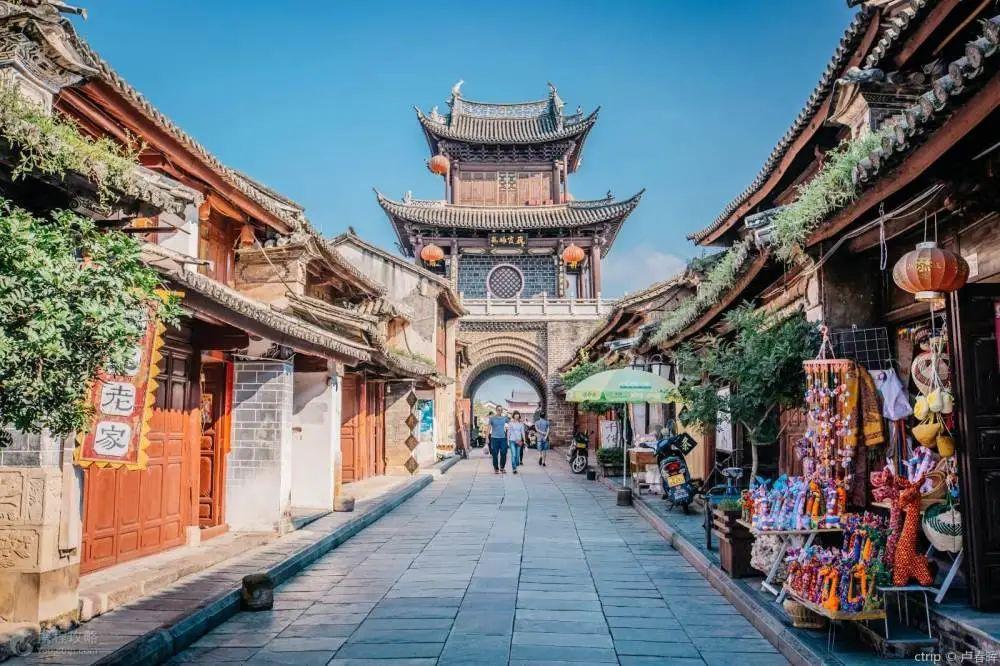 云南这10个古镇,还有人没去过吗?