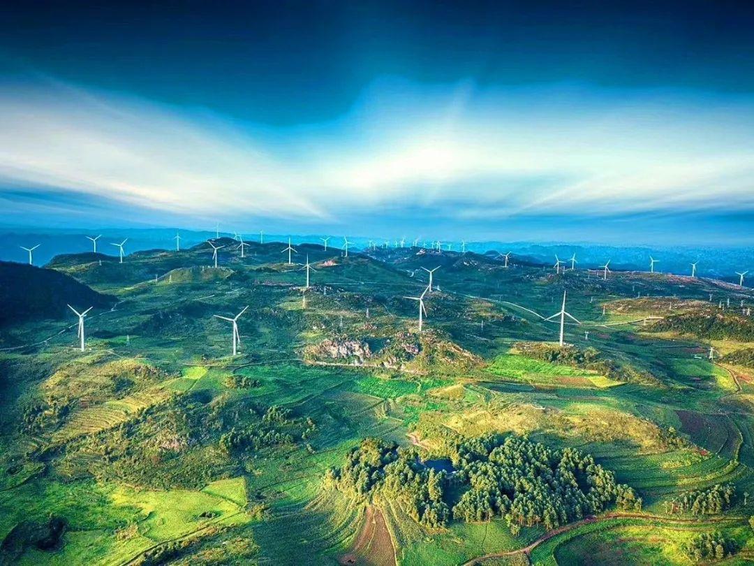 期待!文山市要有风力发电场啦~